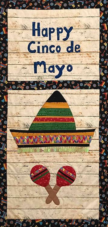 CINCO DE MAYO Wall Hanging