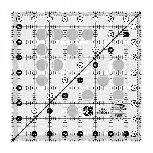 """Creative Grids 8 1/2"""" Square"""