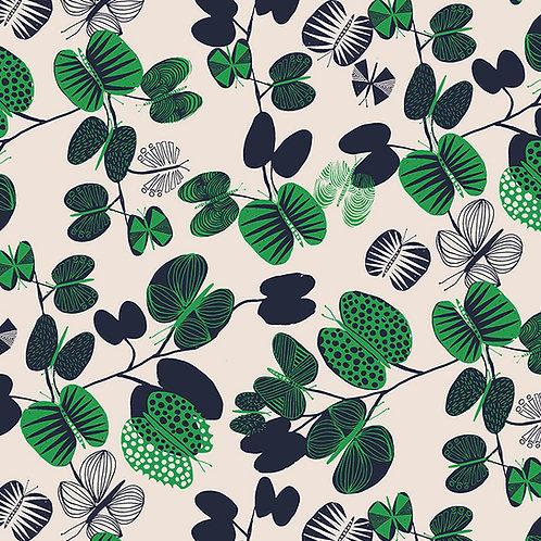 Butterfly Leaves - Jade