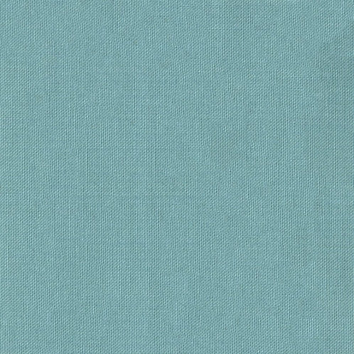 Cotton Couture Solid - Glass Blue