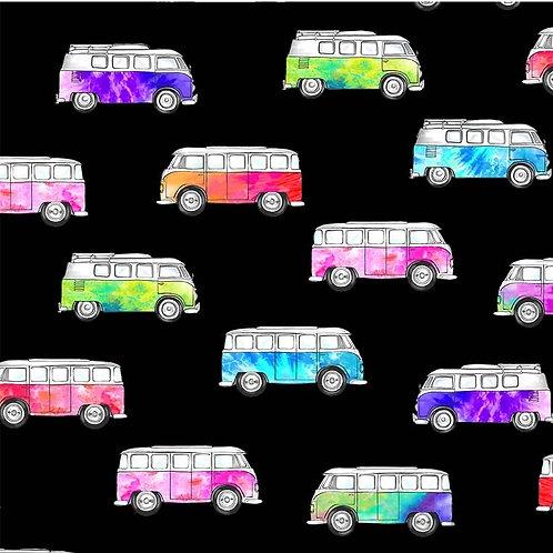 Magic Bus Black