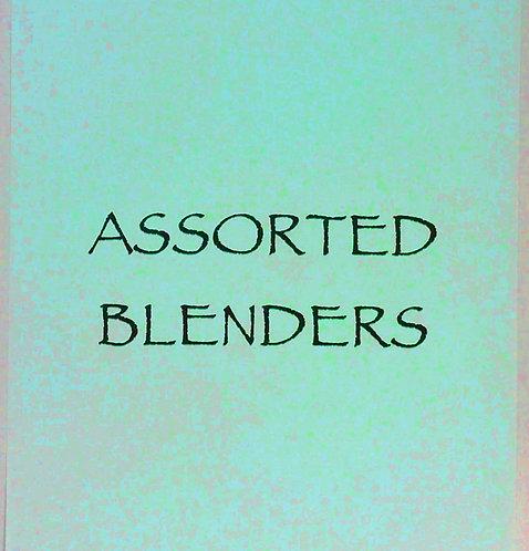 Assorted Blenders