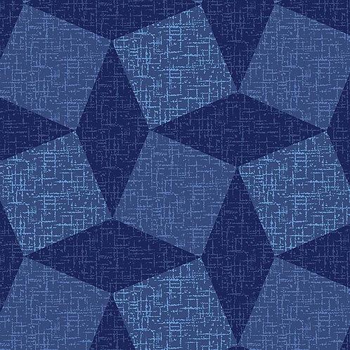 Blue Backing