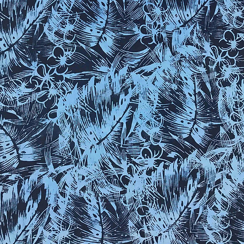 Rayon Poplin - Charcoal