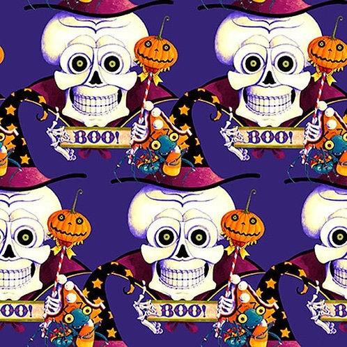 Witchful Thinking Skulls - Purple