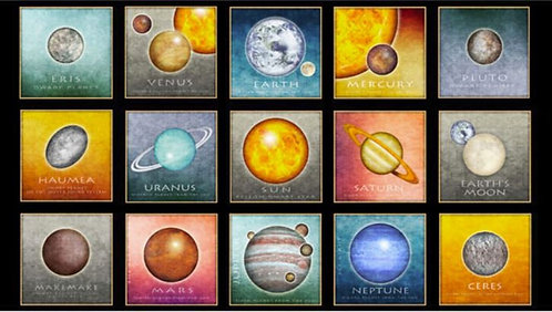 Intergalactic - Panel