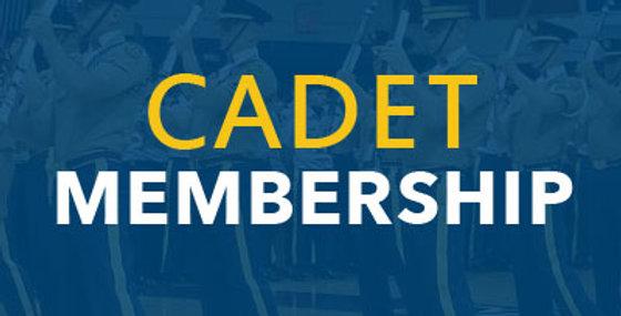 Cadet Membership