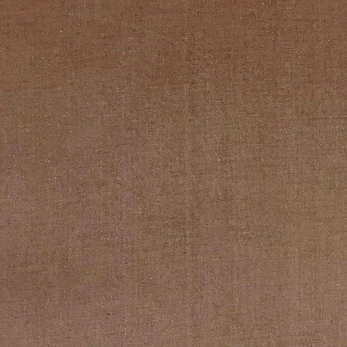 """Cotton/Linen Canvas 55"""" - Brown"""