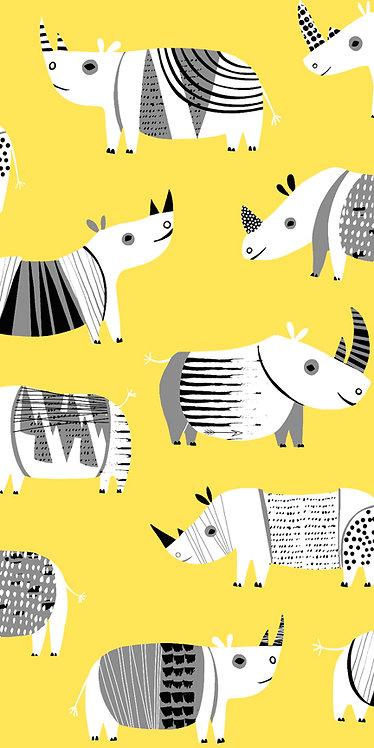 Dyno Rhino - Yellow