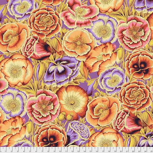 Poppy Garden - Orange