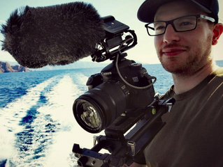 French camera operator from Corsica joins the crew