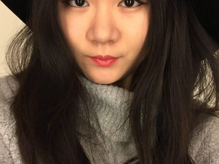 Claudia Kuo, our stylist!