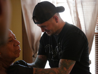 Nelson Vilela, our special FX Make Up Artist, shares some words with us