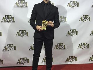 Sebastian Stimman wins 2 awards in New York!