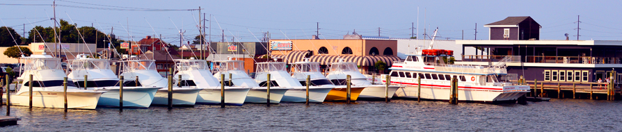 Morehead City Waterfront