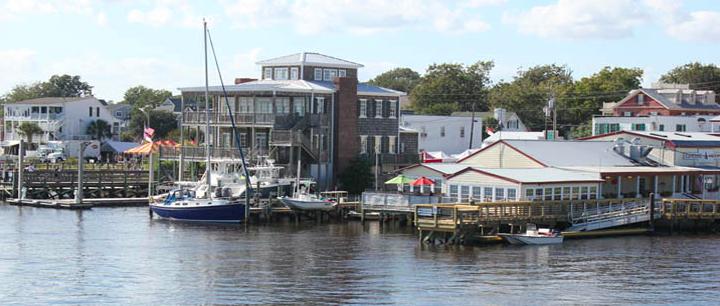Swansboro Waterfront