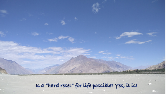 Is a hard reset for life, possible? Yes it is!