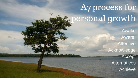 A7 process for personal growth