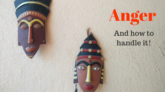 Anger – and how it might be possible to handle it