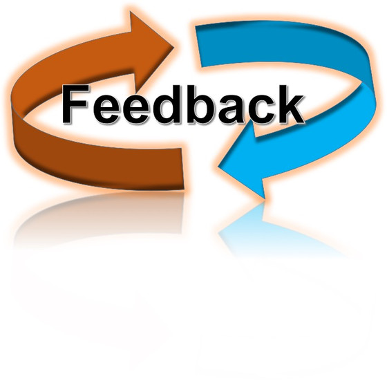The two sides of feedback