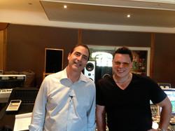 with Tony Maserati