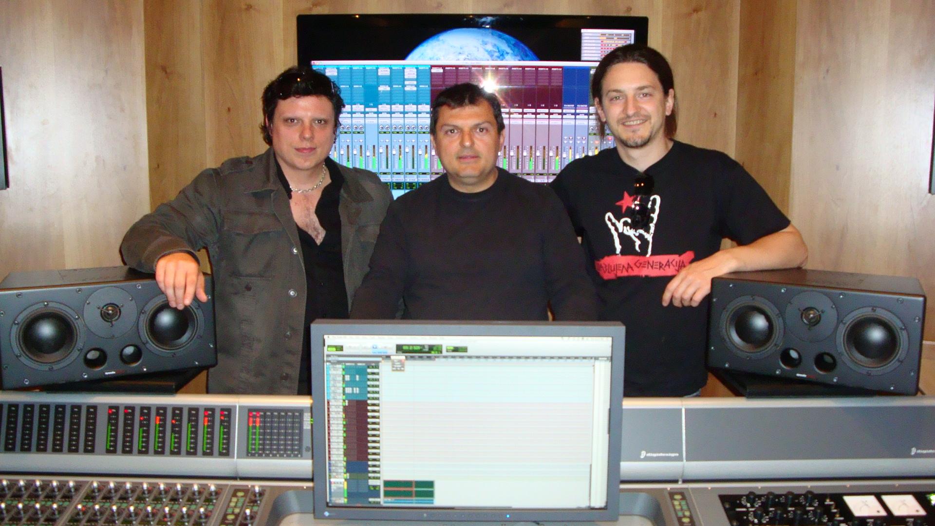 w. pino Pinaxa and Martin Štibernik