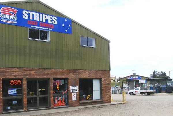 Stripes Asset Services Shop