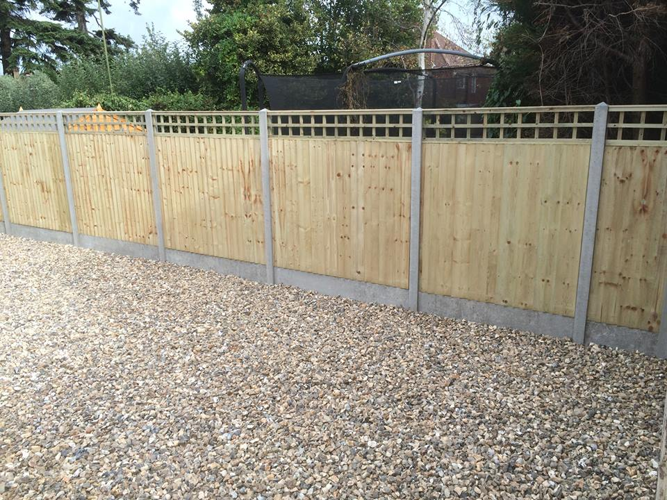 Closeboard Fencing in Kent