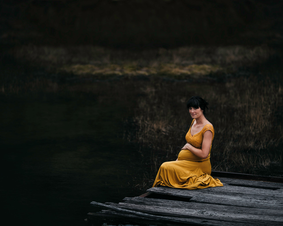 Maternity photography Queenstown