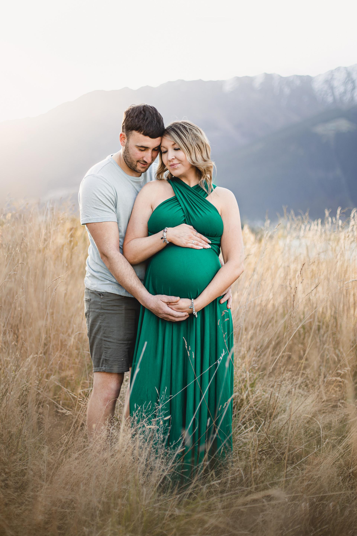 Maternity Photoshoot Queenstown