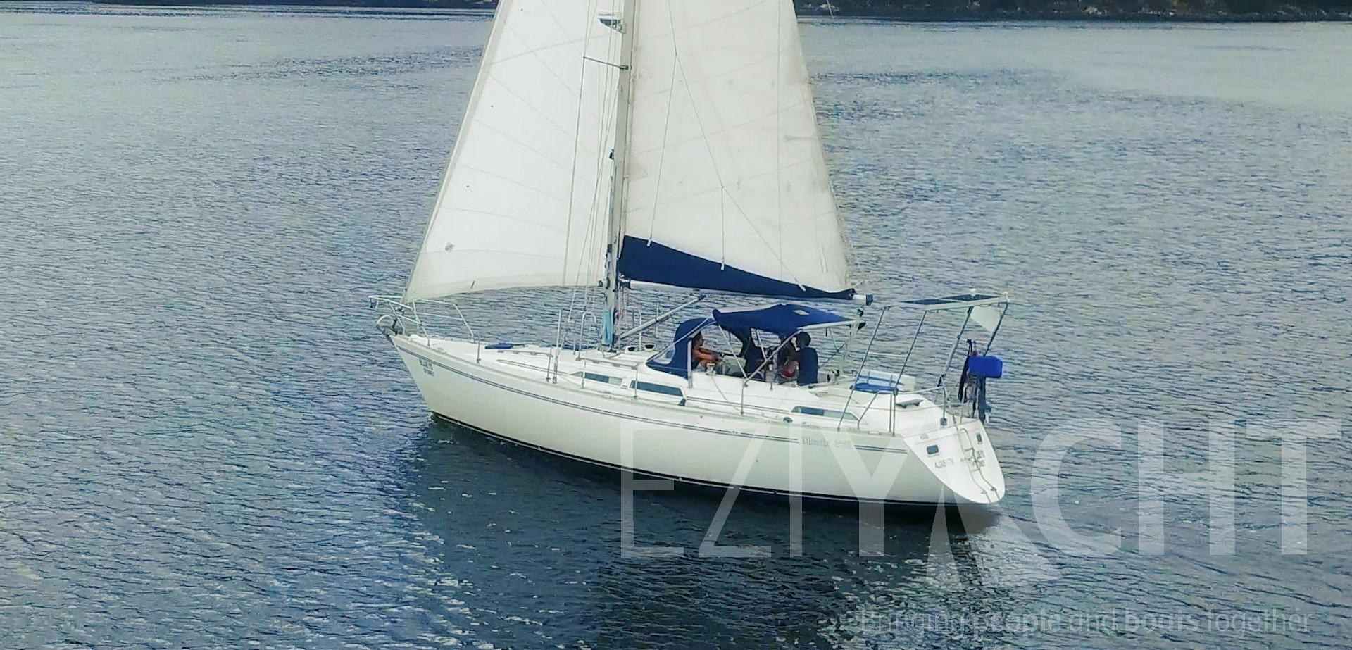 Moody 376 'Blueys'