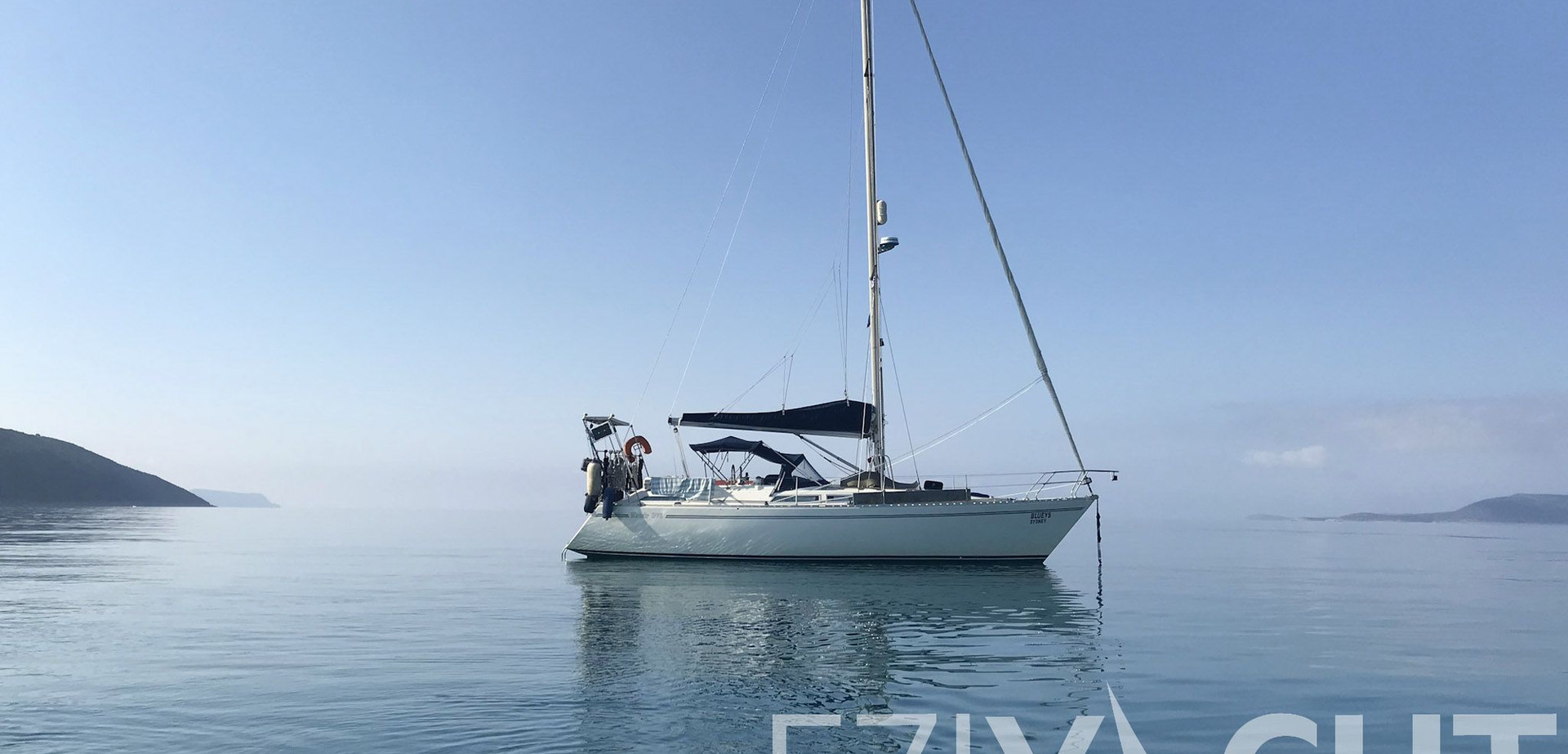 Blueys the MEd at anchor.jpg