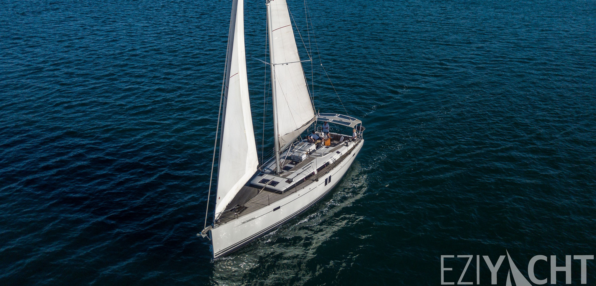 Hanse 495 for sale with EziYacht
