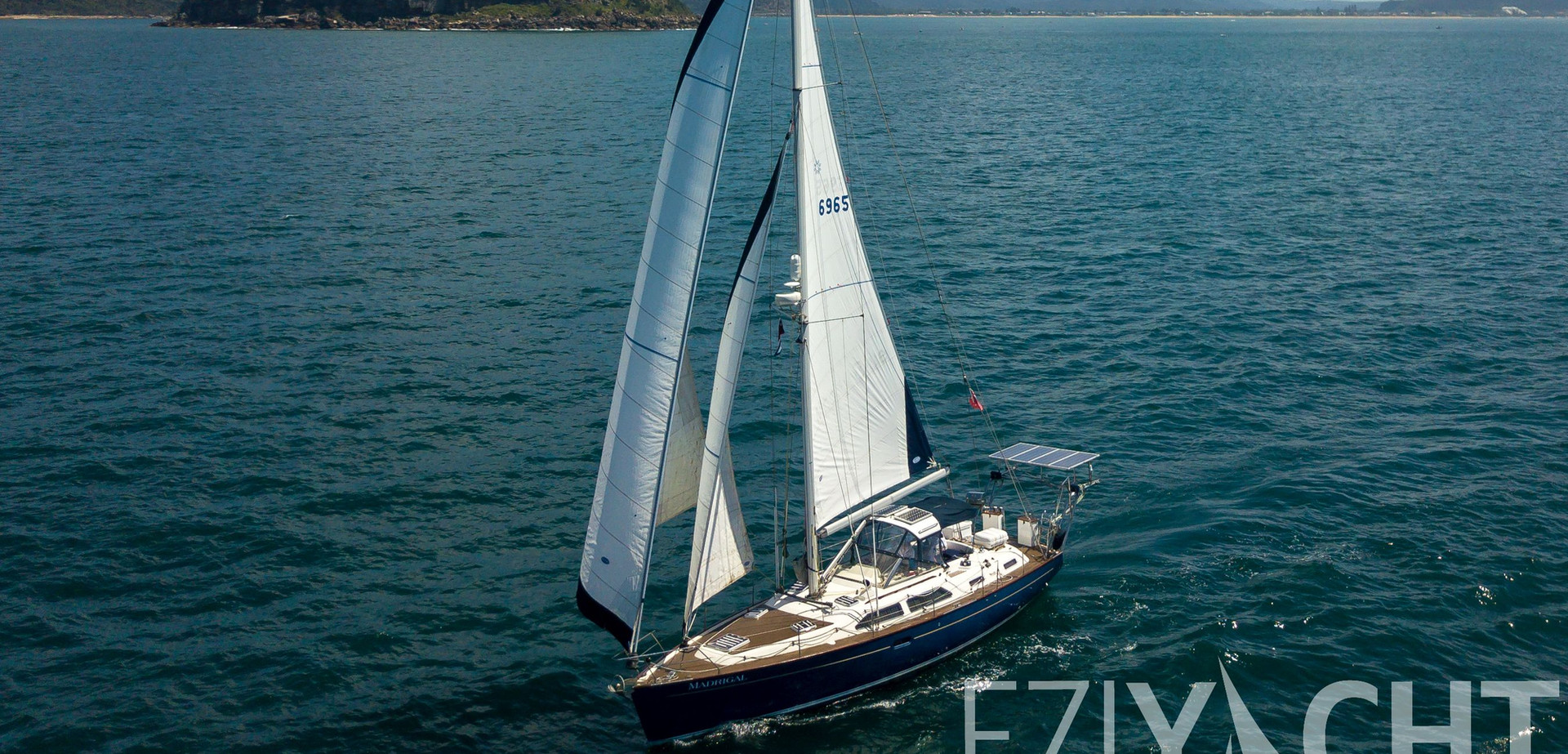 Moody 46 Madrigal for sale with EziYacht