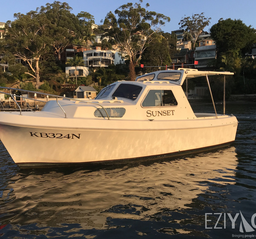 ROBERTS 21 'Sunset' for sale with EziYacht