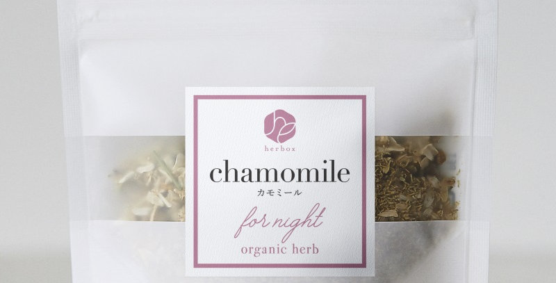 single herb : F-6 chamomile
