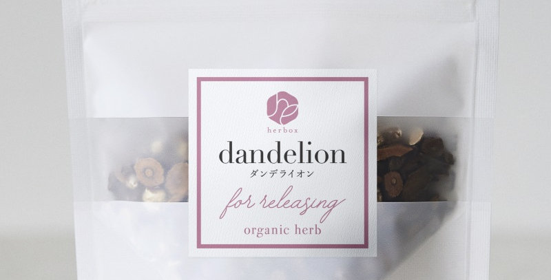 single herb : R-5 dandelion