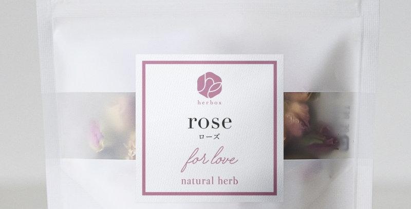 single herb : F-1 rose