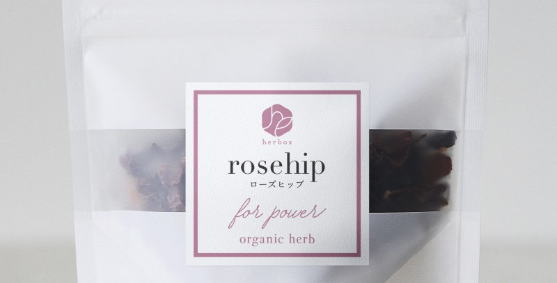single herb : B-2 rosehip