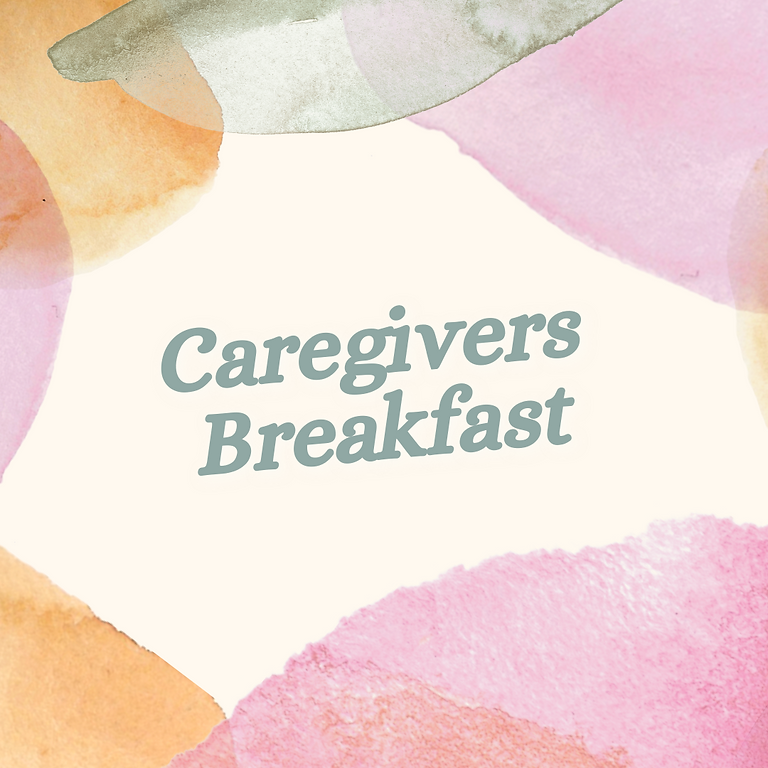 Caregivers Breakfast