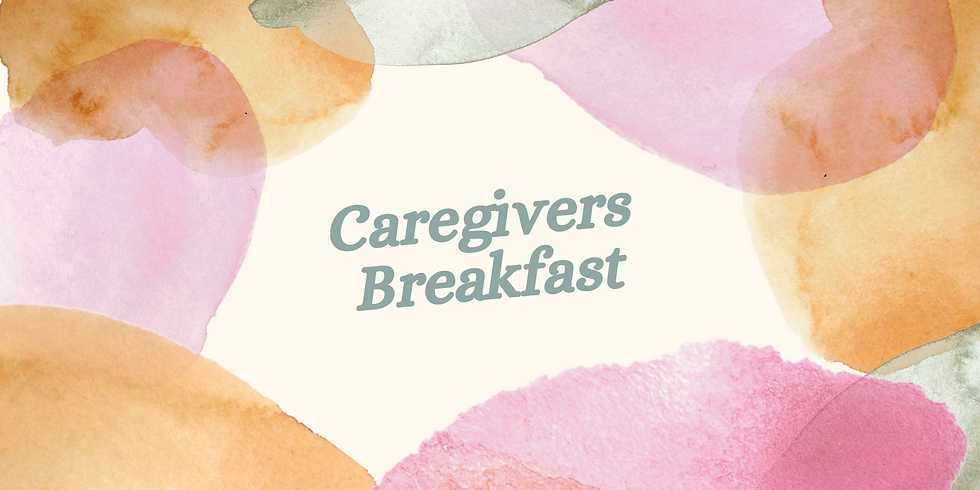 Caregivers Breakfast