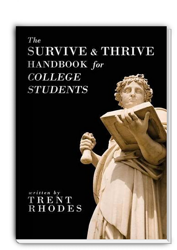 Survive & Thrive Flat Cover Transparent.
