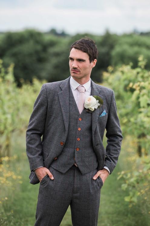 Brynne Vineyard Wedding