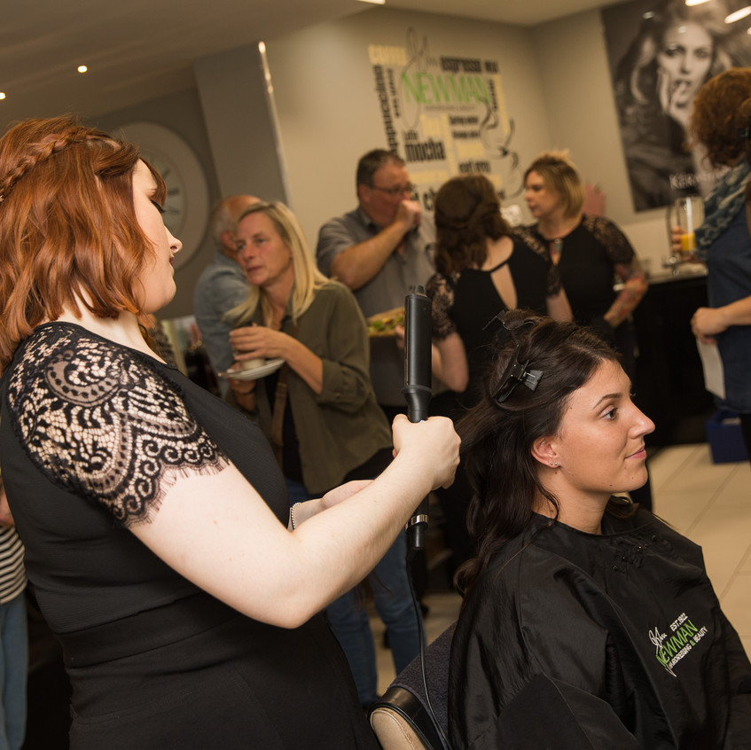 GHD Styling by Lily