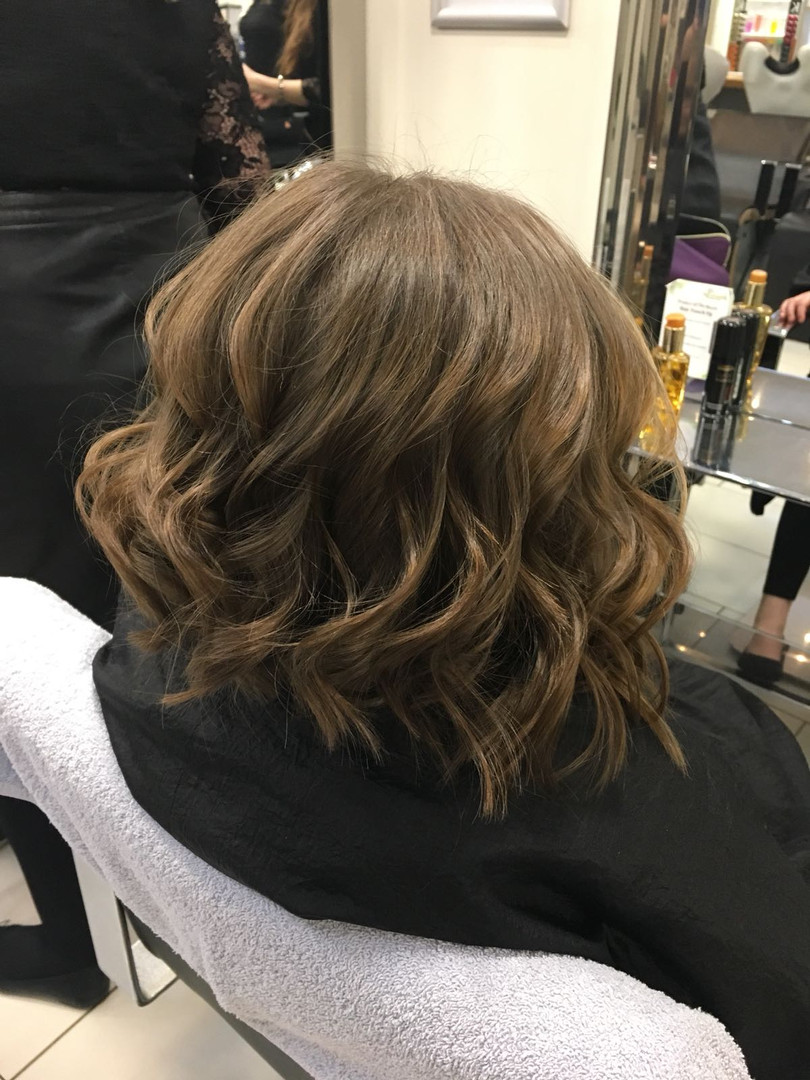 Glossy bouncy waves
