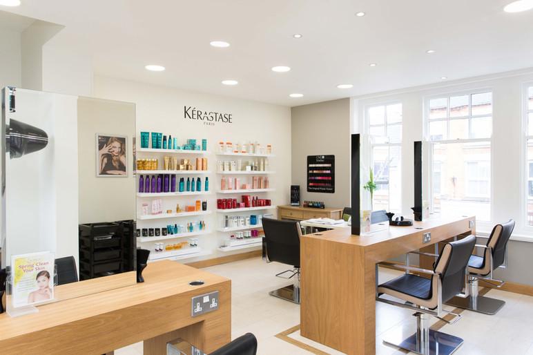 First Floor Salon