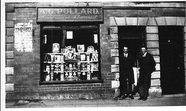 Pollard's Barers in Rothwell 1922
