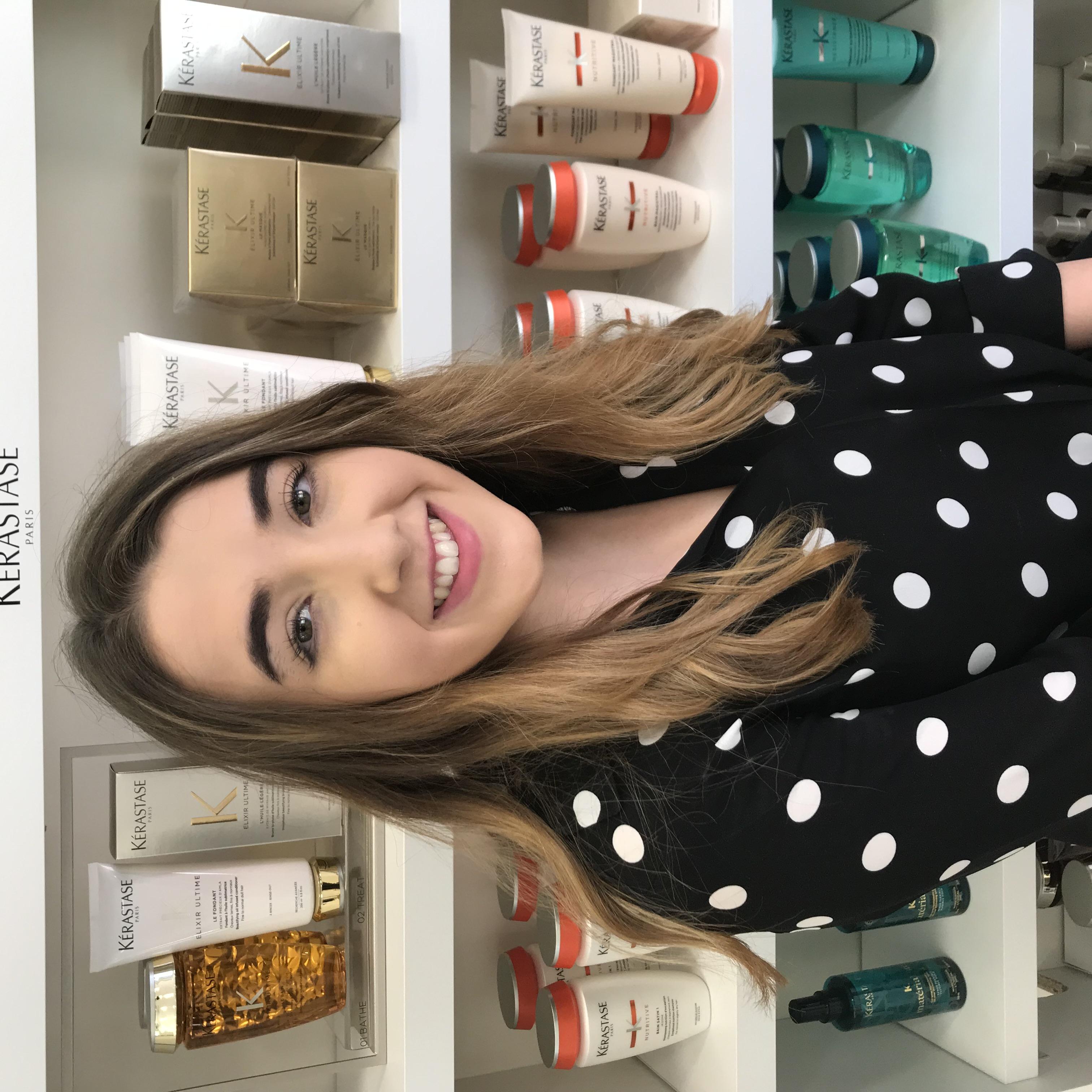 Megan, Graduate Stylist