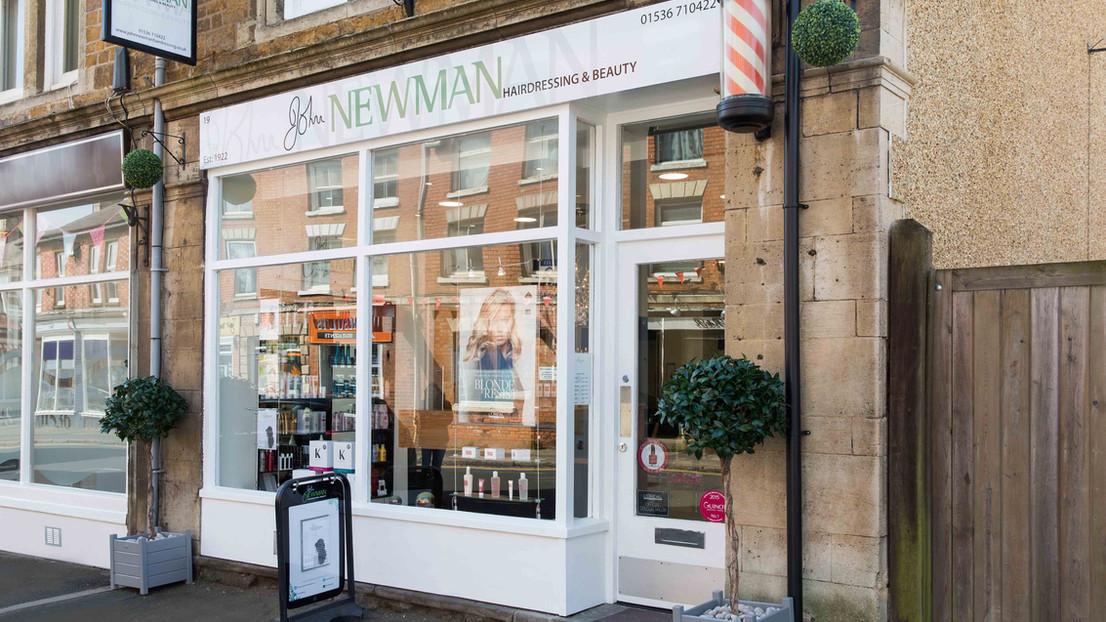 John Newman Hairdressing & Beauty