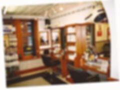 John Newman Hairdressing first floor salon late 1990's